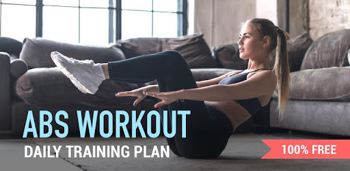 Abs Workout app (apk) free download for Android/PC/Windows screenshot