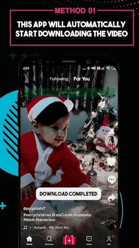 Tiktok Video Downloader Without Watermark screenshot 3