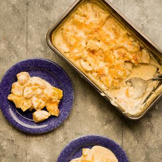 Mini Potato Cheesy Au Gratin Recipe
