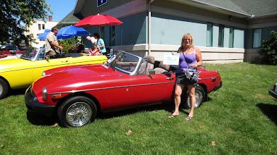 Photo: Gagnante d'un prix de présence, un jeu de clés métriques, avec ma voiture !
