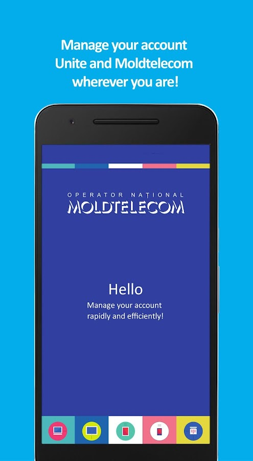 MyMoldtelecom- screenshot