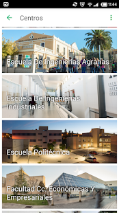 Universidad de Extremadura- screenshot thumbnail