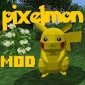 Pixelmon in Minecraft. Mods icon
