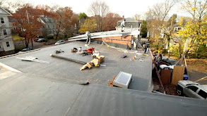 Brookline Mid-century Modern House: Can We Cantilever thumbnail