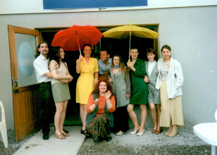 Photo: 50 lecie, Pub  Raj, ceramicy matura 1990 r.