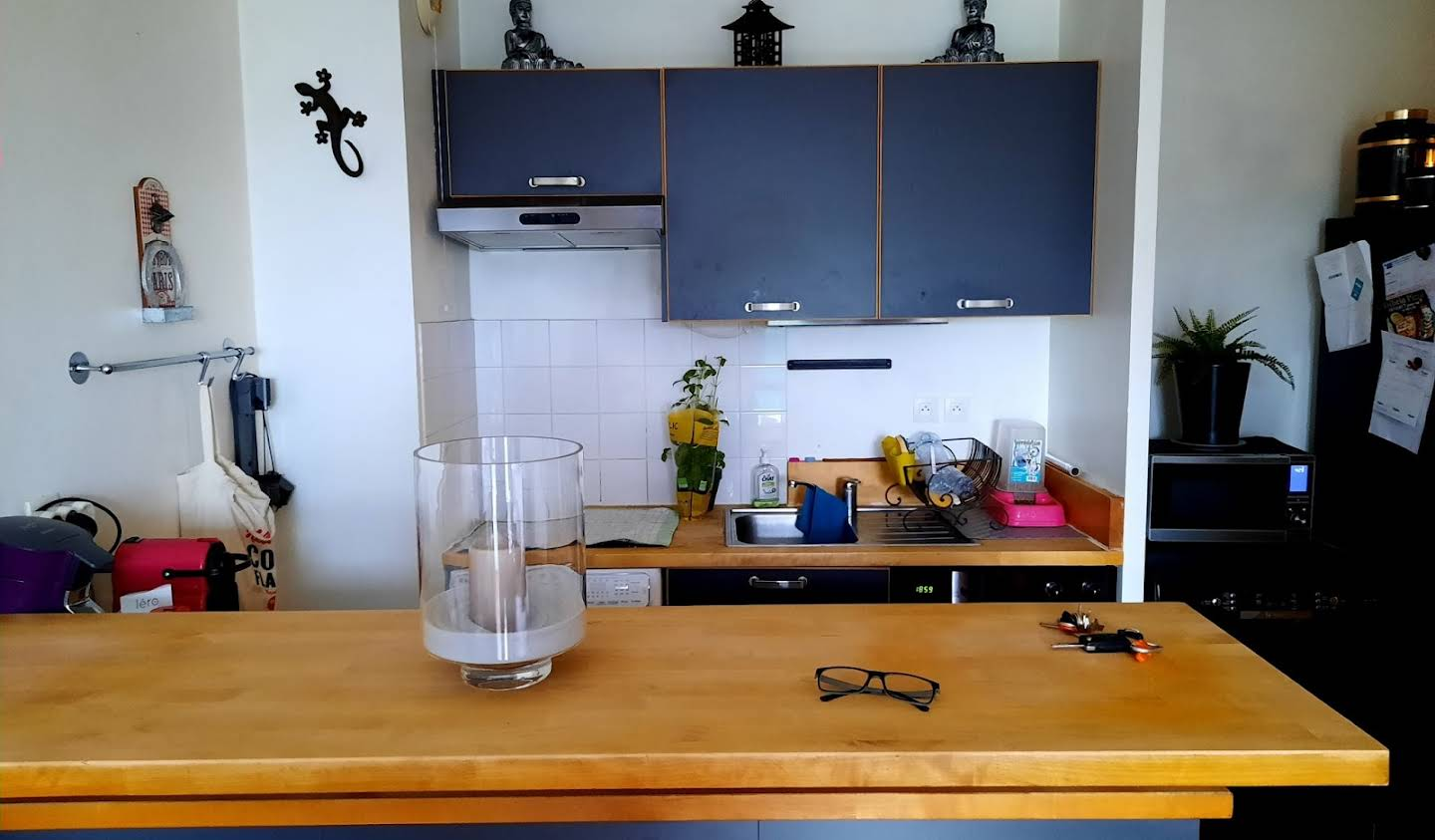 Appartement Chateau gombert