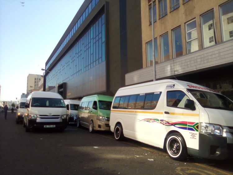 Taxi operators in Gugulethu are being accused of running a rogue operation by holding other minibus drivers and e-hailing drivers to ransom to stop them transporting passengers in the area.