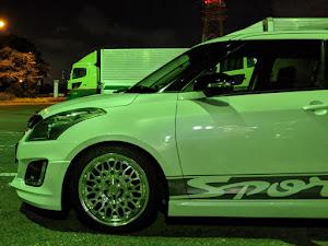 スイフトスポーツ ZC32S のカスタム事例画像 ボンさんの2020年10月17日21:34の投稿