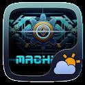 Machine Weather Widget Theme icon
