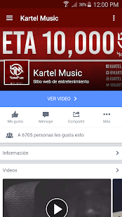 KartelMusic.Net- screenshot thumbnail