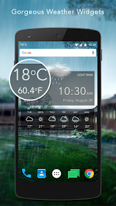 Live Weather screenshot 1