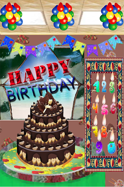 Cake Maker Chef, Cooking Games Android App Screenshot