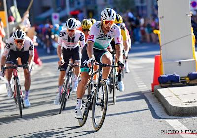 Peter Sagan had meer punten willen goedmaken in de rit naar Lyon