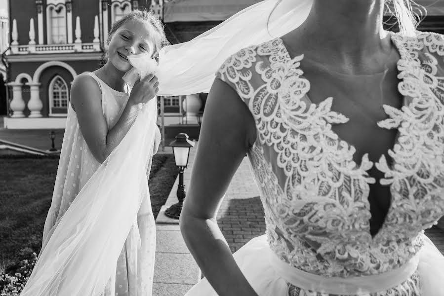 Wedding photographer Алина Посторонка (alinapostoronka). Photo of 17.08.2018