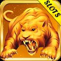 Golden Tiger: Free Slot Casino icon