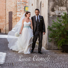 Fotografo di matrimoni Luca Cameli (lucacameli). Foto del 11.12.2016