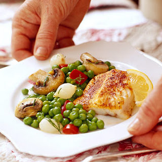Seasoned Cod