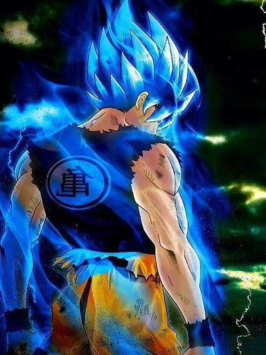 Descargar Dbz Goku Super Syaian Wallpaper Hd Google Play