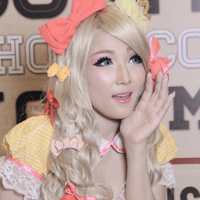 LALA #2 by Timmothy Tjandra - People Portraits of Women ( cosplay, potrait, female, woman, costume,  )