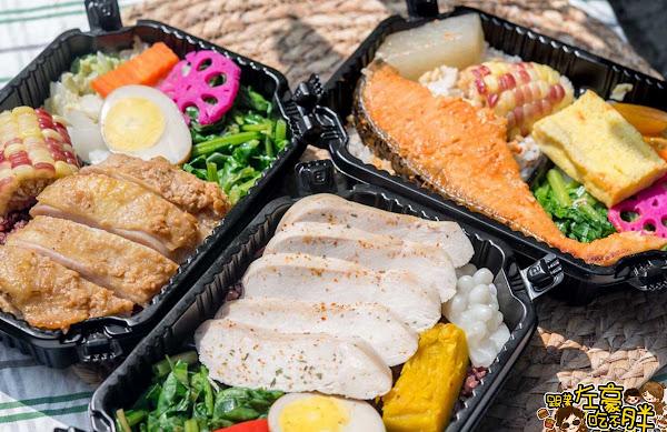 貝特覓健康餐盒 富民店