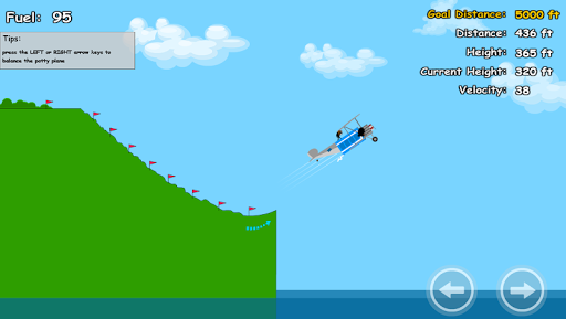 Potty Launch 2:Stickman Flying Simulator apktram screenshots 9
