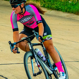cyclocross by Bert Templeton - Sports & Fitness Cycling ( cyclist, cyclocross, cycling, texas, bike )