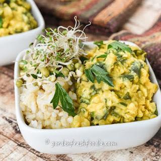 Indian Cauliflower Lentil Stew Recipe