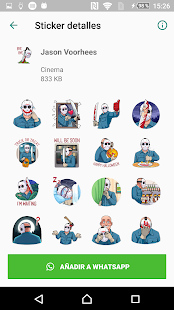 Download CStickers - Stickers divertidos para WhatsApp For PC Windows and Mac apk screenshot 5