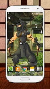 Ninja Živé Tapety Zdarma - náhled