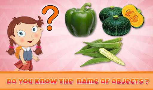 Real Vegetables For Kids v1.0.0