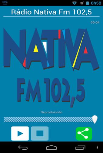 Rádio Nativa 102