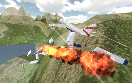 Airplane Emergency Landing
