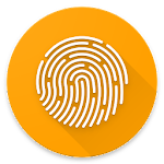 Fingerprint Action Pro Icon