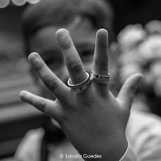 Wedding photographer Sandra Guedes (sandraguedes). Photo of 29.07.2016
