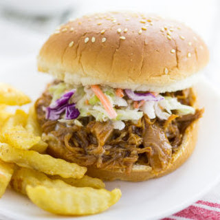 Easy Barbecue Pulled Pork.