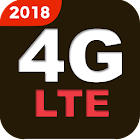 4G Internet Browser - Fast and Private icon