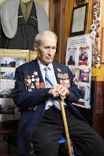 Photo: Василий Иванович Приблуда, ветеран Великой Отечественной, инициатор и основатель музея и первый его директор.