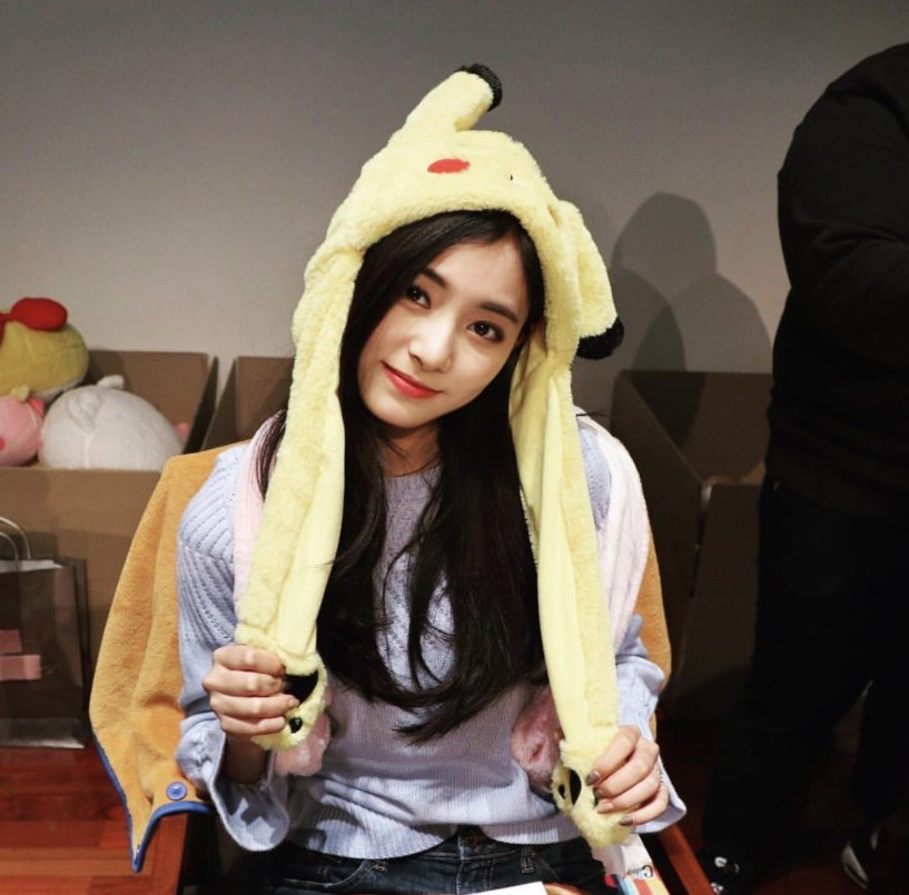 tzuyu in hat 13