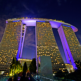 Marina Bay Sands Singapore by Steven De Siow - Buildings & Architecture Office Buildings & Hotels ( office buildings, singapore, hotels, marina bay sands, office,  )