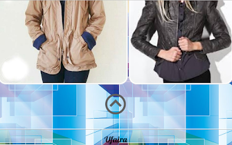 Women Jacket Design - screenshot thumbnail 04