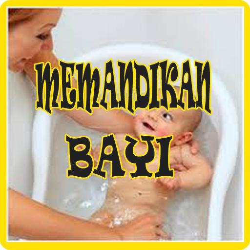 Cara Memandikan Bayi