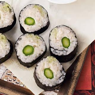 Crab And Mayonnaise Sushi Recipes.