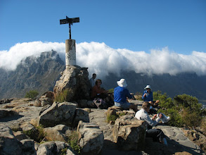 Photo: Relax on the summit 669m