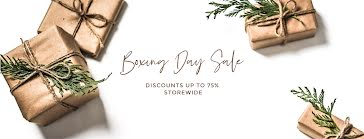 Boxing Day Sale - Facebook Template