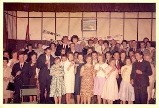 Photo: Jean Weller's 21st Birthday Party at Wateringbury Village Hall
