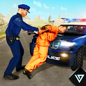 Police Car Chase Simulator: Real Gangster Chase