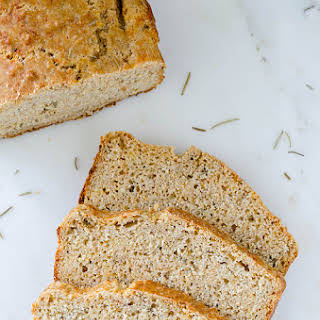 Rosemary Cheddar Quick Bread.