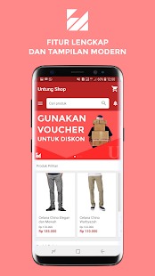 Bikin Aplikasi Online Shop (dan Delivery!)- screenshot thumbnail