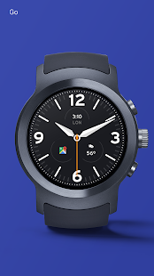 Moods Android Wear Watch Faces- screenshot thumbnail