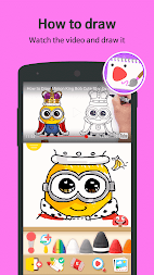 Junimong - How to Draw APK screenshot thumbnail 24